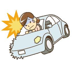 交通事故治療のイラスト